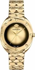 VERSACE VEBM00618 SHADOV GOLD-TONE WATCH 38MM