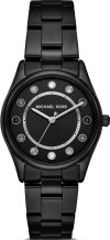 MICHAEL KORS COLETTE MK6606 LACK-TONE WATCH 34MM authentic