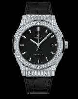 Hublot-Replica-11-Classic-Fusion-Titanium-Diamond