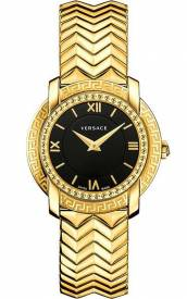 Versace Women's DV25 Gold-Tone VAM050016 authentic