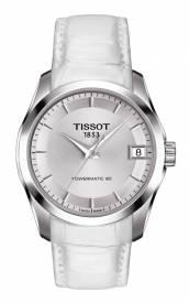 TISSOT COUTURIER POWERMATIC 80 T035.207.16.031.00 Authentic