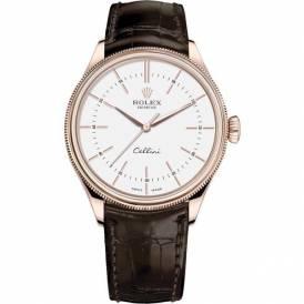 Rolex Cellini Time Everose Gold 50505 Replica