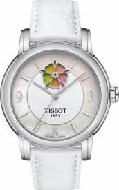 TISSOT LADY HEART FLOWER POWERMATIC 80 T050.207.17.117.05 Authentic
