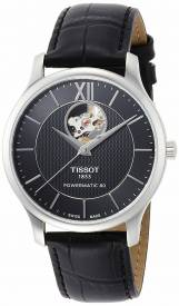 Tissot Tradition Powermatic 80 Open Heart T063.907.16.058.00 authentic