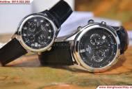 Cặp đôi đồng hồ Casio EFR-517L-1AV SHE-5023L-1AV sánh bước b