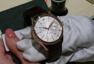 Chân dài da mịn Rolex Cellini R046 automatic