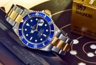 Xem video đồng hồ Rolex R066 sang trọng trên tay