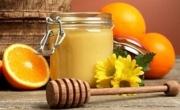 Mặt nạ mật ong nguyên chất và nước cam