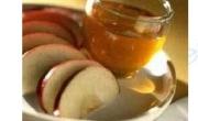 Nước ép táo mật ong nguyên chất
