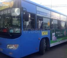 Quảng cáo xe Bus Đồng Nai khách hàng UIP