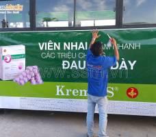 Quảng cáo xe Bus An Giang khách hàng UIP
