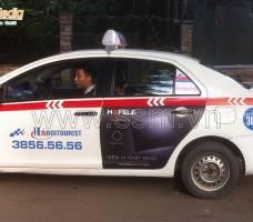 Hafele - Quảng cáo taxi Group Đặng Thai Mai