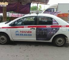 Hafele -  Quảng cáo taxi Group Lac Long Quan