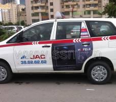 Hafele - Quảng cáo taxi Group Nam Trung Yên