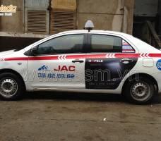 Hafele - Quảng cáo taxi Group Trần Khánh Dư