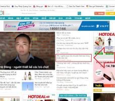 HomeCredit đăng bài PR chia sẻ tết yêu thương