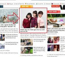 NK Dr.Hung đăng PR CT cho nụ cười trẻ VN