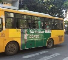 FE CREDIT quảng cáo trên xe bus tại Đà Nẵng