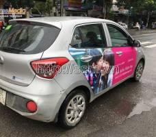 Chubb life quảng cáo ô tô cá nhân tại Hà Nội