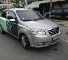 Bridgestone quảng cáo ôtô cá nhân tại Đà Nẵng