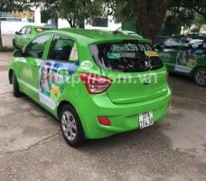 Mega quảng cáo trên taxi Mai Linh Nghệ An