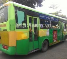 FE CREDIT quảng cáo xe bus Cần Thơ
