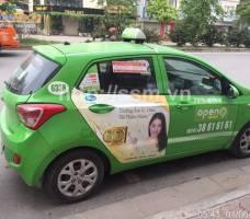 Mega quảng cáo trên Open 99 tại Hà Nội 2018