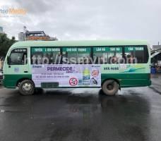 Hợp Trí quảng cáo trên xe bus Đà Lạt