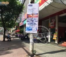 Treo cờ phướn TP HCM - Triển lãm Mta Vietnam