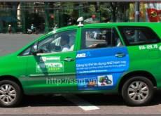 Bảng báo giá quảng cáo trên xe Taxi 63 tỉnh thành