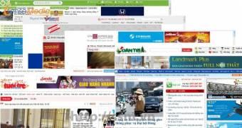 Bảng báo giá quảng cáo báo mạng báo điện tử online