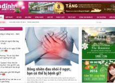 Báo giá quảng cáo báo điện tử Giadinh.net.vn