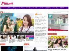 Báo giá quảng cáo báo điện tử Phunuonline.com.vn