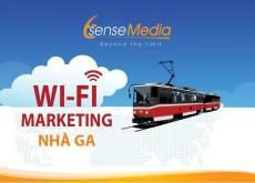 Báo giá quảng cáo Wifi Marketing tại nhà ga