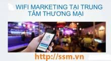 Báo giá quảng cáo Wifi Marketing tại trung tâm thương mại