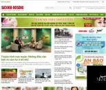 Báo giá quảng cáo báo Sức Khỏe Đời Sống