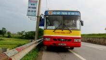 Lộ trình xe bus tuyến 20B Cầu Giấy - Sơn Tây