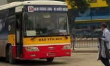 Lộ trình xe bus tuyến 60 BX Nam Thăng Long - BX Nước Ngầm