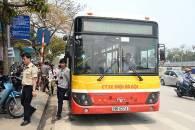 Lộ trình xe bus tuyến 71B  BX Mỹ Đình - Xuân Mai