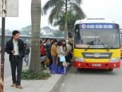 Lộ trình xe bus tuyến 75  BX Yên Nghĩa - BX Hương Sơn