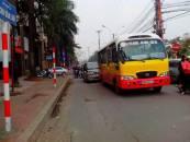 Lộ trình xe bus tuyến 77 BX Yên Nghĩa - Sơn Tây
