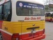 Lộ trình xe bus tuyến 78 Mỹ Đình - Tế Tiêu