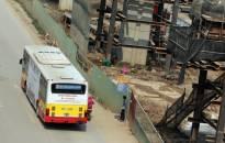 Lộ trình xe bus tuyến 79 BX Sơn Tây - Đá Chông
