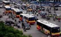 Lộ trình xe bus tuyến 81 Xuân Mai - BX Hương Sơn