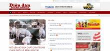 Báo giá quảng cáo trên báo Enternews