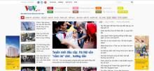 Báo giá quảng cáo trên báo VOV.VN