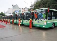 Bảng báo giá quảng cáo trên xe Bus tại TP HCM