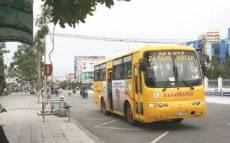 Quảng cáo trên xe bus tại Đà Nẵng