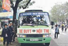 Quảng cáo trên xe bus tại TP. Huế