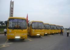 Bảng báo giá quảng cáo trên xe Bus các tỉnh miền Trung